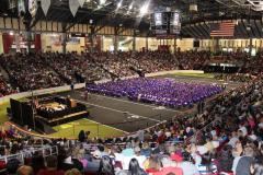 GI Senior High Graduation