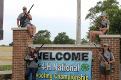 National 4H Shooting Sports
